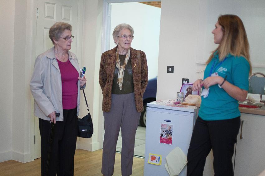 Telecare Older People