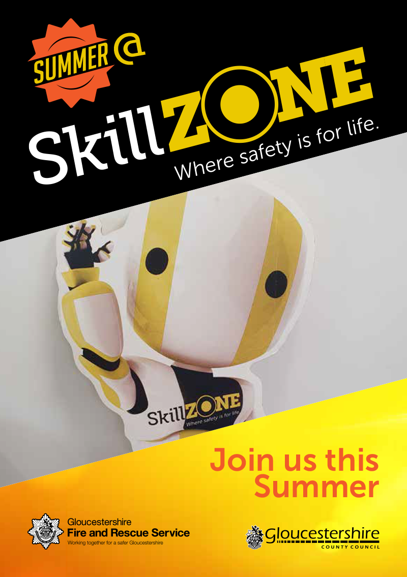 Coming soon Summer@SkillZONE free sessions for families during August